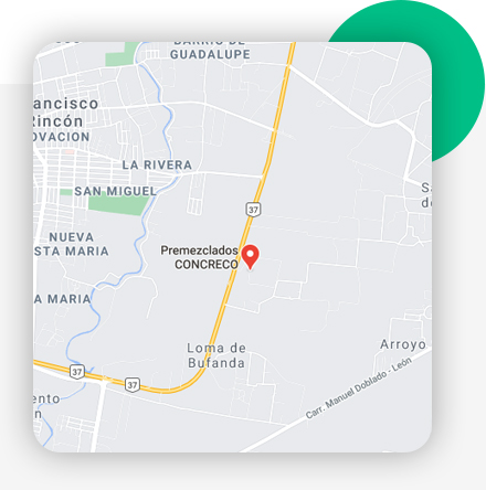 Ubicación San Francisco del Rincón